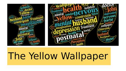 Yellow Wallpaper lesson 3