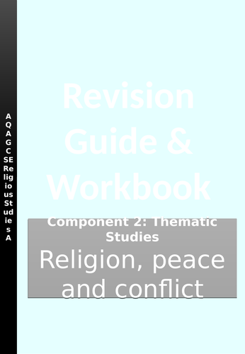 Distance Learning - Peace and Conflict