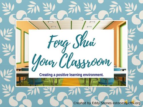 SEN teacher Training on Creating a  Positive Classroom Environment