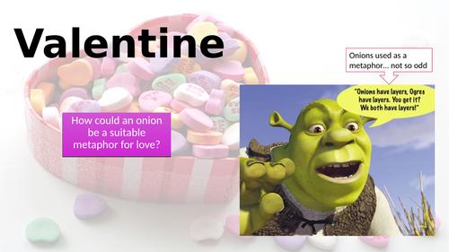 CIE IGCSE: Carol Ann Duffy 'Valentine'
