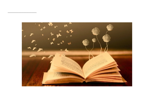 Reading & Reading Comprehension Booklet