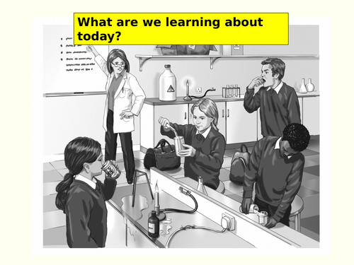Safety in the Lab Lesson