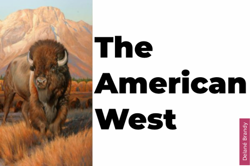 Edexcel GCSE History - The American West