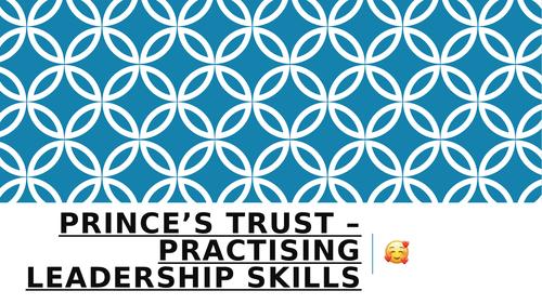 Prince's Trust Leadership Skills