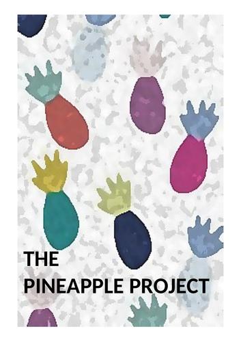 Pineapple Project - KS3 cross-curricular