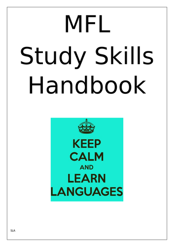 MFL Study Skills Handbook