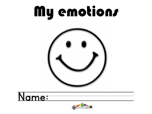 EYFS My emotions