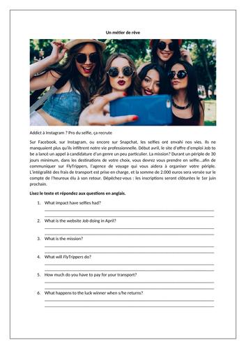 AQA Studio GCSE French (Higher) - Module 7 - Quelle orientation t'attire? - Page 143