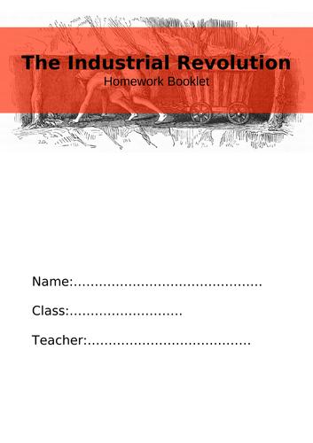 Industrial Revolution - Homework booklet
