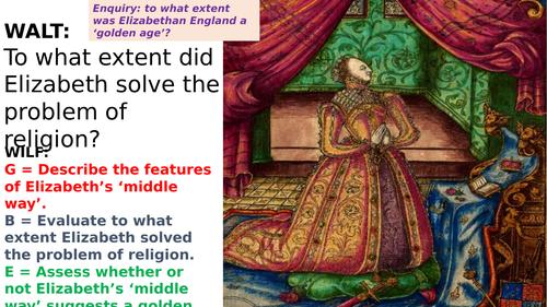 Elizabethan Religious Settlement (Middle Way)