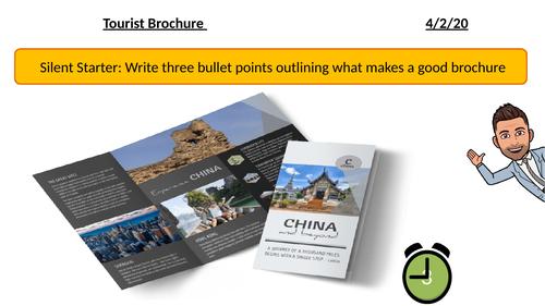 Tourist Brochure