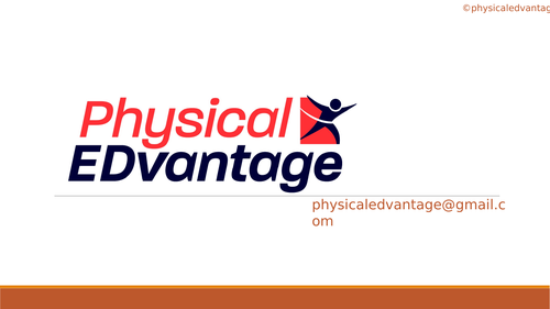 PhysicalEDvantage Logo Quiz (Easy)
