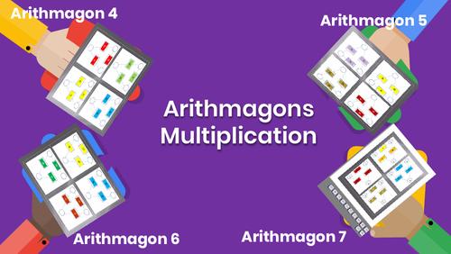 Arithmagon: Multiplication 2