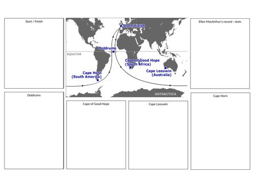 International Women's Day Geography