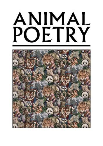 Animal Poetry: Workbook