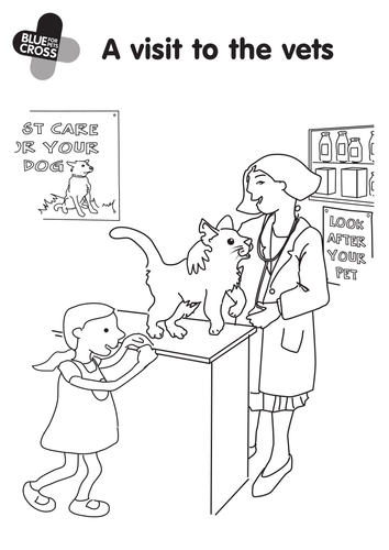 Blue Cross Pet resources for EYFS and KS1