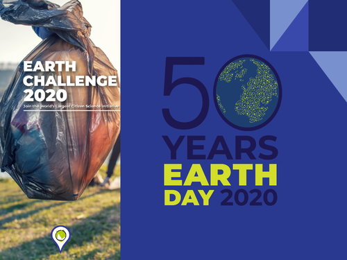 Earth Day 2022 / Earth Challenge 2022