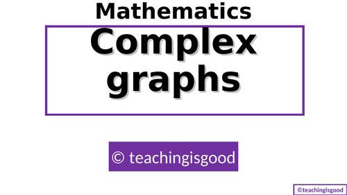 GCSE Edexcel Maths Graphs