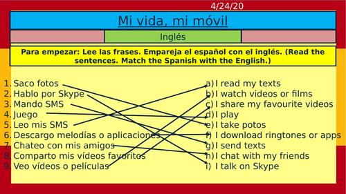 Viva 2 second edition Spanish Module 2