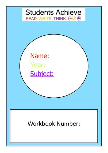 Year 3 English Worbook