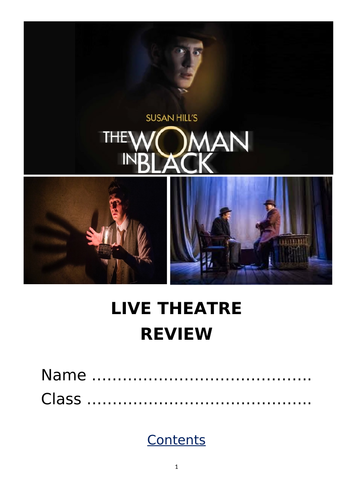 Woman in Black - Live Review