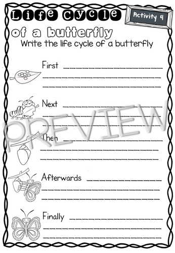 October writing journal (booklet)