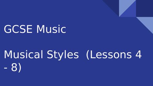 20th Century Music (4 lessons)
