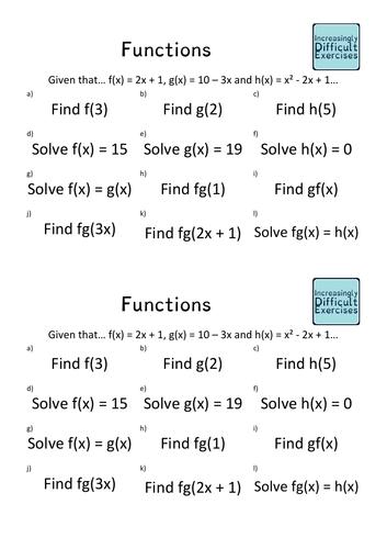 L2FM - Functions