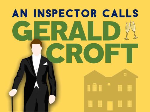 An Inspector Calls: Gerald Croft