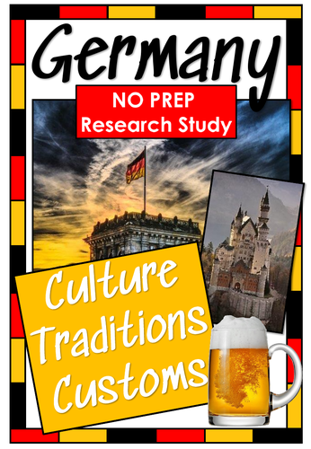 Germany - Culture and Traditions