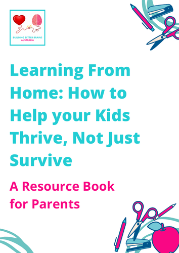 Learning From Home Resource Book For Parents