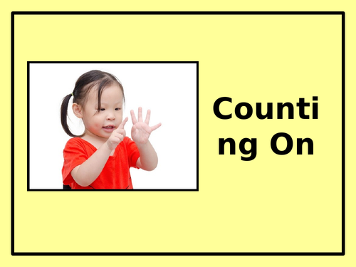 Counting in Early Years