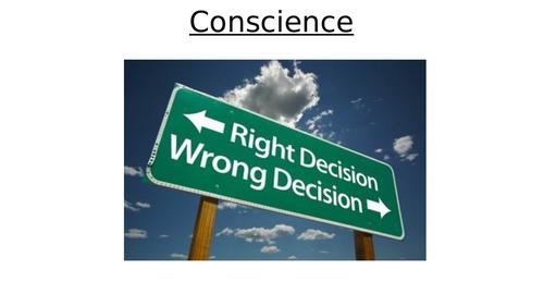 Conscience Freud