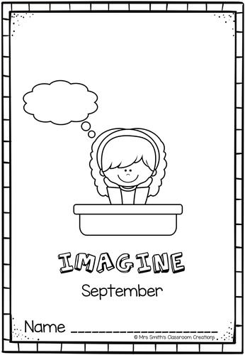Imagine Book 1 (September)