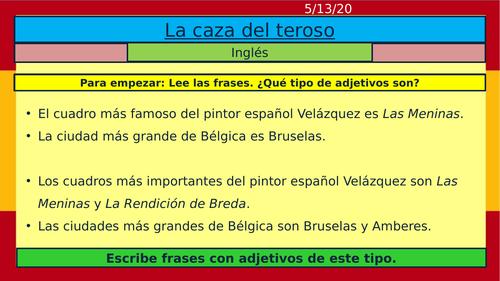 Viva 3 second edition Spanish Module 5 ROJO