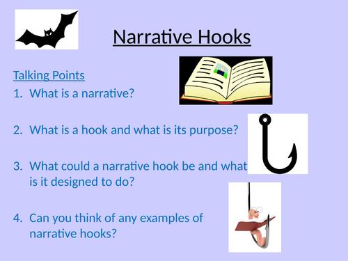 Narrative Hooks Lesson