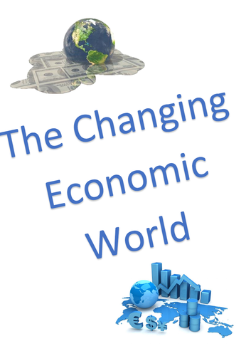 The Changing Economic World Revision Notes - AQA GCSE Geography (9-1)