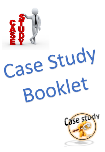 Resource Management: Food Case Study Booklet - AQA GCSE Geography (9-1)