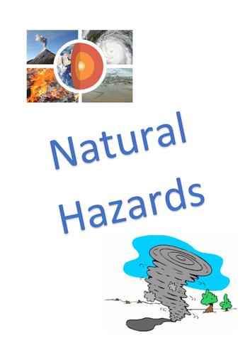 Natural Hazards Revision Notes - AQA GCSE Geography (9-1)