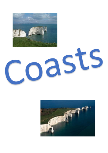 Physical Landscapes in the UK: Coasts Revision Notes - AQA GCSE Geography (9-1)
