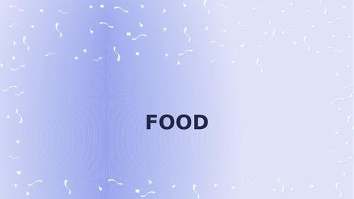 Food in English PowerPoint Distance Learning