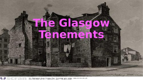 Glasgow Tenement Flats PP