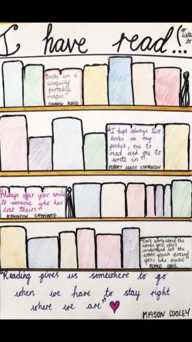 I have read bookshelf