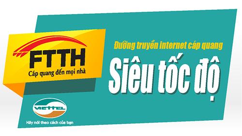 Lắp đặt mạng Internet Viettel