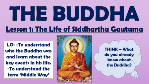 The Buddha - The Life of Siddhartha Gautama!