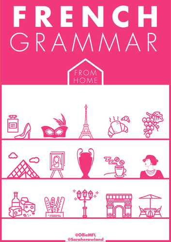 GCSE French grammar booklet