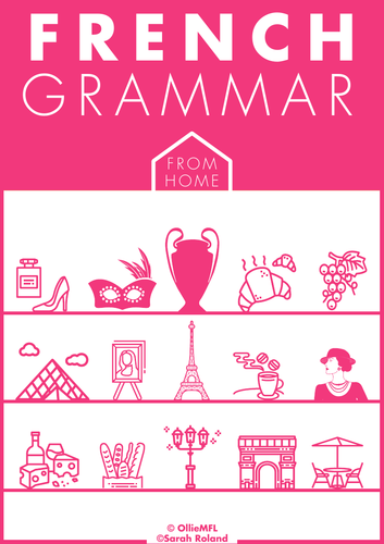 A French Grammar Guide