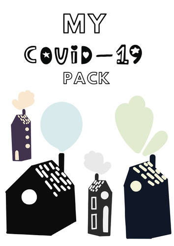 Covid-19 activity pack for kids/children