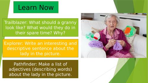 Gangsta Granny One-Off