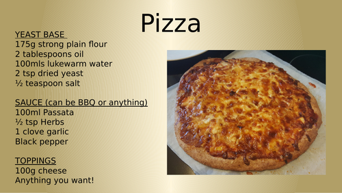 Pizza how to make Tutorial